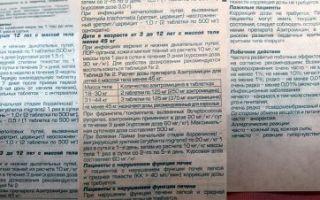 Азитромицин при гонорее — способ применения, дозировка, побочные действия