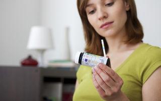 Кетоновые тела в моче при беременности — причины повышения, методы лечения