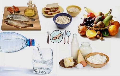 Диета при подагре и повышенной мочевой кислоте - на каждый день