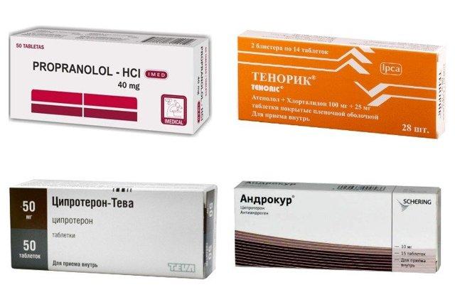 Как снизить потенцию мужчине - таблетки и средства