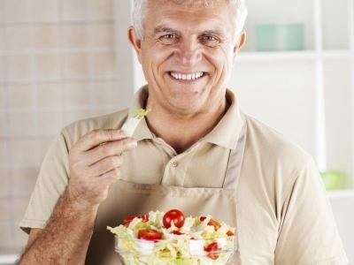 Диета при простатите у мужчин, рекомендуемые продукты