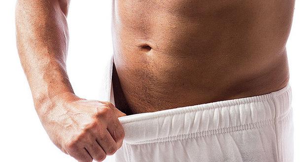 Как выглядит молочница у мужчин - кандидоз на половом члене