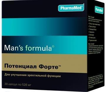 Витамины для мужчин - лучшие в рейтинге
