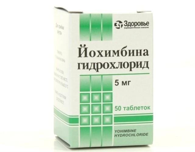 Лекарство для повышения потенции у мужчин - обзор самых эффективных