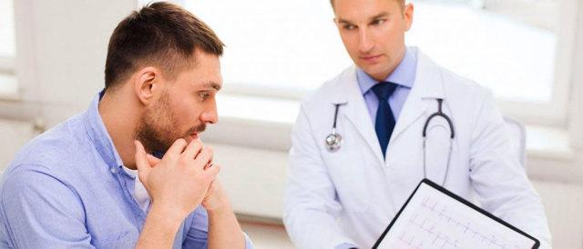 Белые выделения у мужчин: диагностика заболевания, лечение
