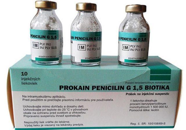 Лечение сифилиса Бициллином 5 и 3 - эффективные схемы терапии