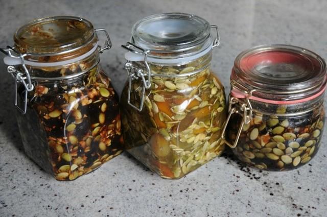 Тыквенные семечки с медом от простатита - рецепт приготовления лекарства