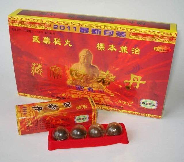 Китайские шарики для потенции: состав, показания к применению, возможные результаты