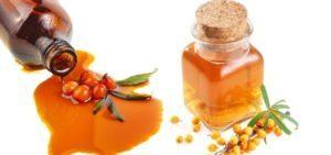 Облепиховое масло при молочнице - состав, правила использования