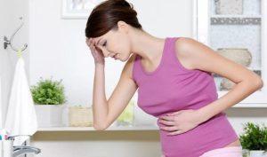 Молочница при беременности, 1 триместр - симптомы и лечение