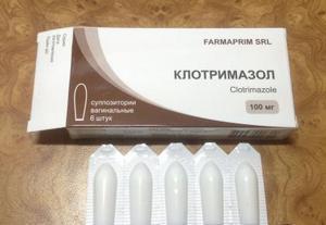 Клотримазол при молочнице - свечи, таблетки, применение, отзывы