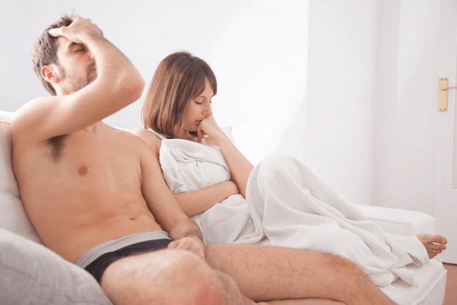 Пропадает эрекция во время секса - как с этим бороться, какие препараты принимать?
