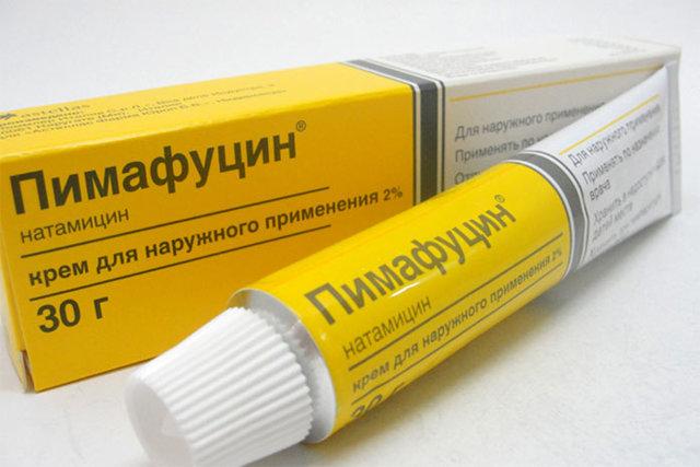 Крем Пимафуцин для мужчин - как правильно наносить?