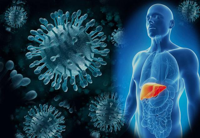 Температура при гепатите С, В, А - как повышается