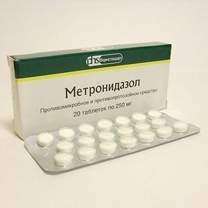 Метронидазол от молочницы - как принимать препарат и помогает ли он?