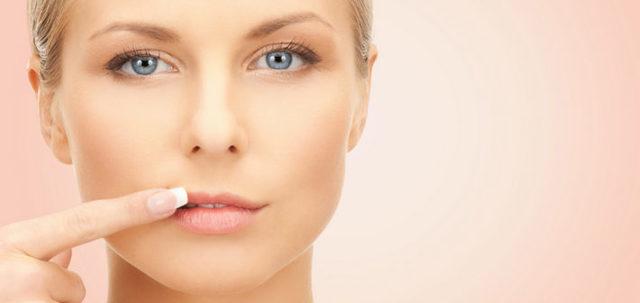 Герпес на губах при беременности: причины, лечение, последствия для будущего ребенка