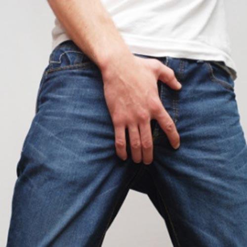 Красные пятна на половом члене: причины, способы терапии