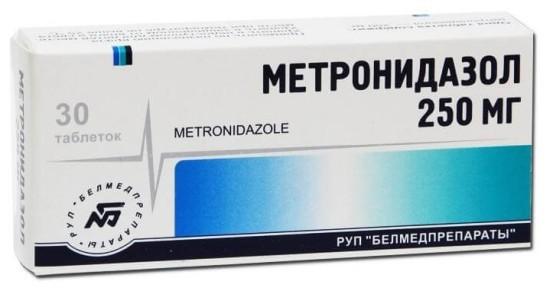 Трихопол или Метронидазол при уреаплазме