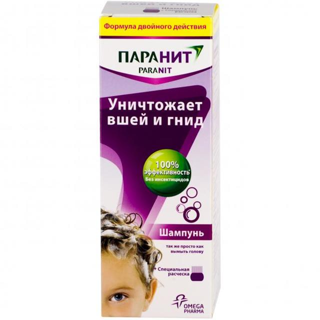Шампунь от вшей и гнид - какой выбрать для детей и взрослых?