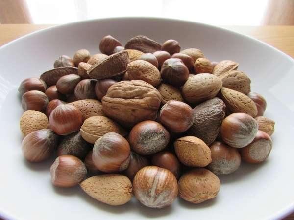 Какие орехи самые полезные для мужчин - обзор повышающих потенцию