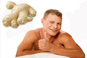 Имбирь - полезные свойства и противопоказания для мужчин, как его употреблять