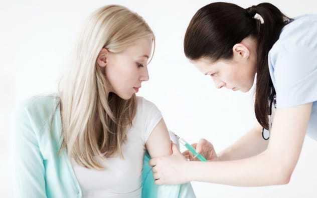 Вакцина против вируса папилломы человека - виды, осложнения,